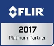 Ocenění FLIR platinum Partner 2017