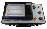 MEGGER MTO 330A - výkonný a spolehlivý ohmmetr