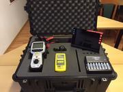 MOM2 sada pro testování zkratovacích souprav dle normy IEC 61230