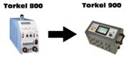 Ukončení prodeje přístrojů Torkel 800 a jejich nahrazení novou řadou Torkel 900